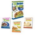 Thumbnail 101 Recipes in a Flash + 3-Bonuses! + Resale Rights!