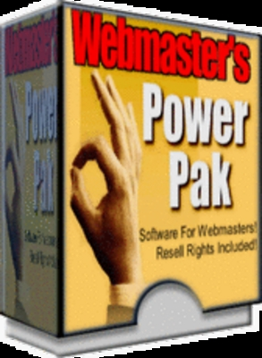 Product picture Webmasters_Power_Pak_8